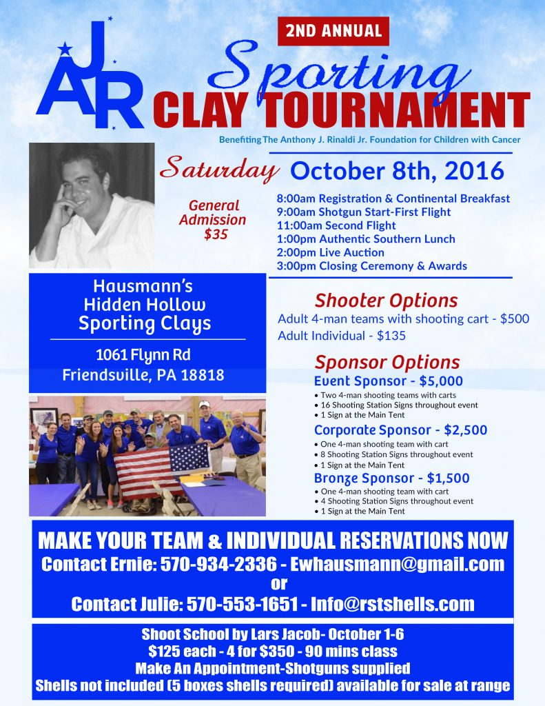 2016 Pennsylvania Sponsor and Shooter Flyer V2-01