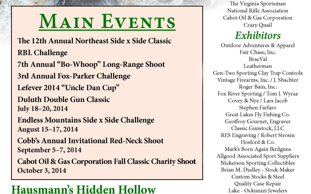 12th Annual Northeast Side X Side Classic